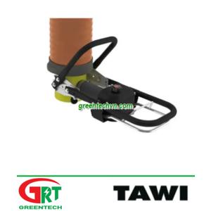 VM50 | Cardboard box tube lifter | Máy nâng ống hộp các tông | Tawi Việt Nam