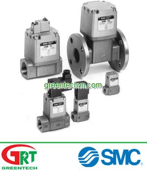 Oil valve / process ø 7 - 50 mm   VNB Sieries   Van khí SMC   SMC Vietnam   SMC Pneumatic