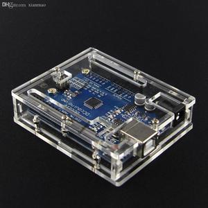 Vỏ Arduino uno R3 Mica Trong