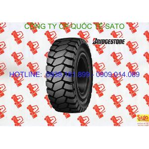 Vỏ - bánh - lốp đặc xe nâng Bridgestone - Phụ tùng xe nâng