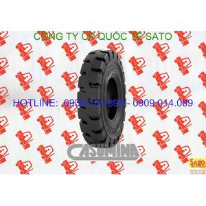 Vỏ - bánh - lốp đặc xe nâng Casumina - Phụ tùng xe nâng