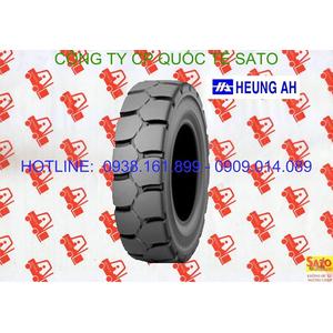 Vỏ - bánh - lốp đặc xe nâng HEUNG AH - Phụ tùng xe nâng