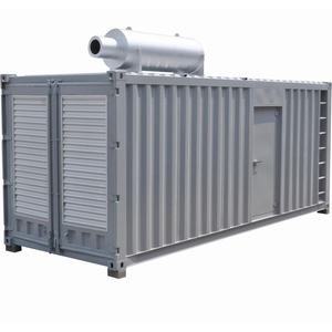 Vỏ chống ồn dạng container (Energy Containerized Module)