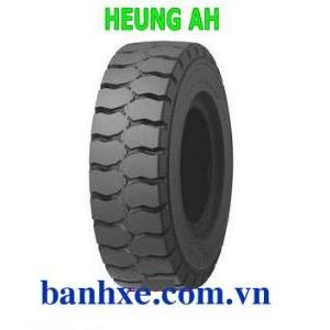 Vỏ đặc xe nâng 10.00-20 Heung Ah