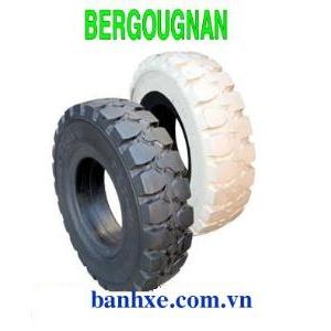 Vỏ đặc xe nâng 14.00-24 Bergougnan