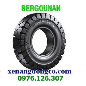 Vỏ đặc xe nâng 18x7-8 Bergougnan