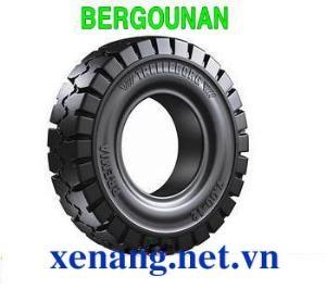 Vỏ đặc xe nâng 18x7-8 Bergounan
