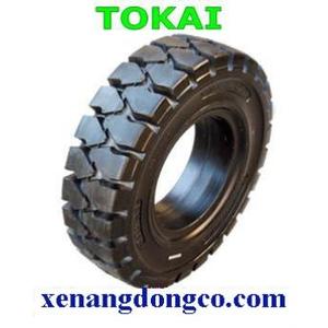 Vỏ đặc xe nâng 18x7-8 Tokai