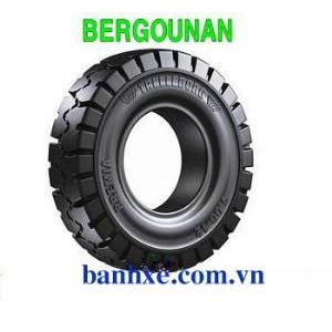 Vỏ đặc xe nâng 2.50-15 Bergougnan