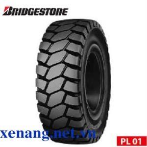 Vỏ đặc xe nâng 23X10-12 Bridgestone