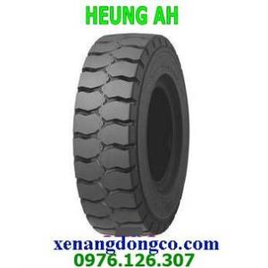 Vỏ đặc xe nâng 300-15 Heung Ah