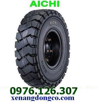 Vỏ đặc xe nâng 500 - 8 Achi