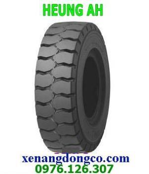 Vỏ đặc xe nâng 500-8 Heung Ah