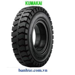 Vỏ đặc xe nâng 600-15 Kumakai