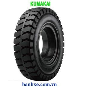 Vỏ đặc xe nâng 650-10 Kumakai