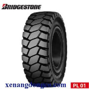 Vỏ đặc xe nâng Bridgestone 1000-20