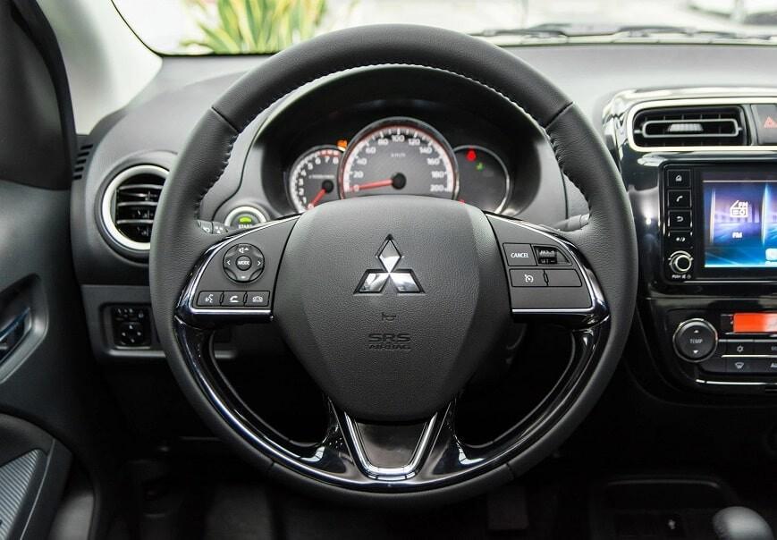 Vô lăng xe Mitsubishi Attrage CVT Premium