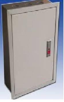 Vỏ tủ điện âm tường 60x80x200