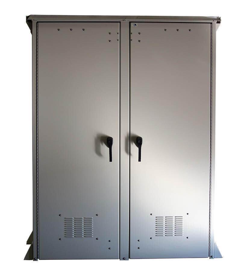 vỏ tủ điện inox, vỏ tủ điện tôn sơn tĩnh điện