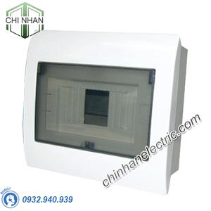 Vỏ Tủ Điện Âm Tường 10 Module - T10 - MPE