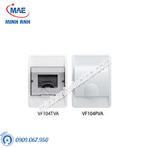 Vỏ tủ điện (Enclosure) của Hager - Model VF104TVA
