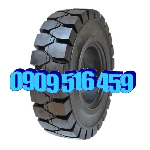 Vỏ xe nâng 600-9 giá rẻ- lốp xe nâng 600-9 giá rẻ
