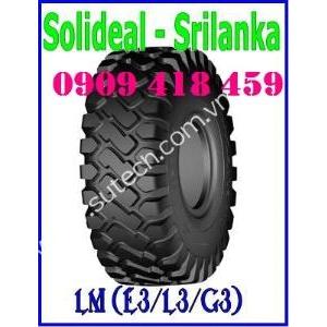vỏ xe xúc lật solideal srilanka 14.00-24