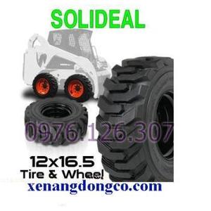 Vỏ xe xúc lật 29.5-29 Solideal