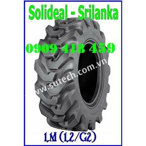 vỏ xe xúc lật solideal srilanka 13.00-24