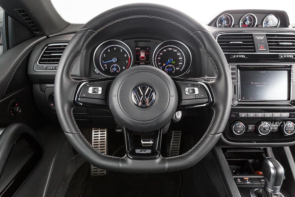 Volkswagen Scirocco R 2.0L - Hình 9
