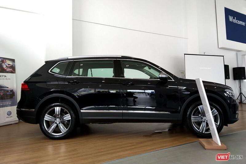 Volkswagen Tiguan Luxury Topline