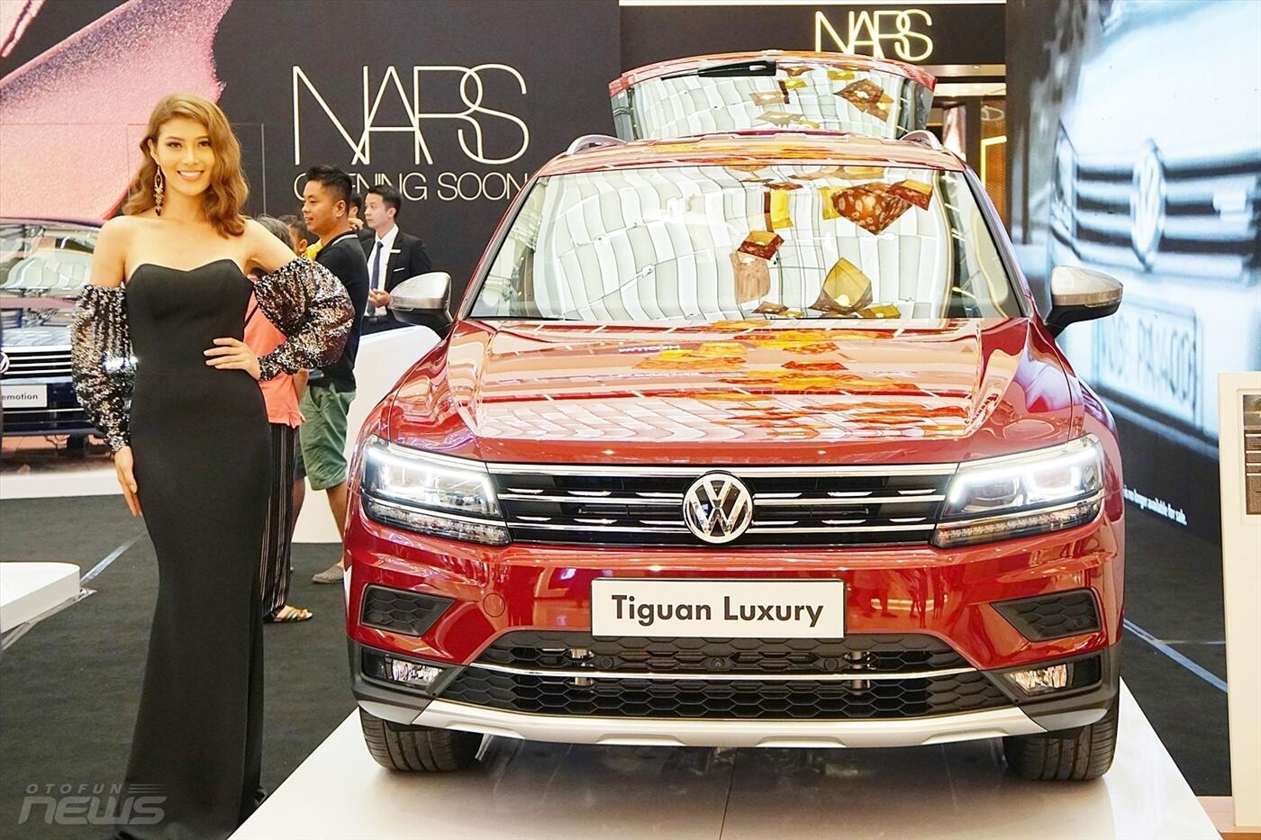 Volkswagen Tiguan Allspace 2.0L - Hình 2