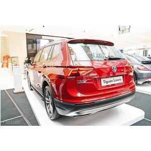 Volkswagen Tiguan Luxury S Model 2021
