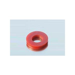 Vòng đệm silicon đỏ dùng cho vòi nối nhựa PP - DURAN