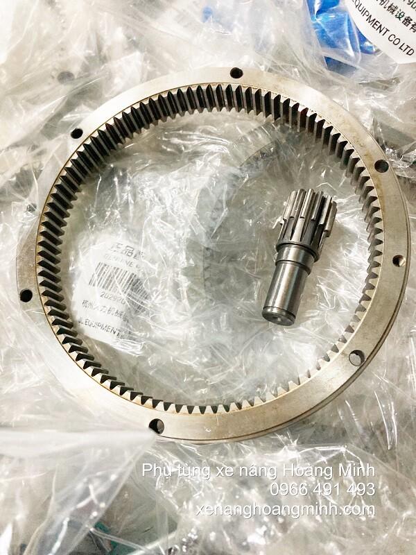 Bánh răng vòng lớn truyền động xe nâng điện Mini Hangcha-EPT-Heli