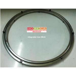 vòng xoay inox 38cm - MX20