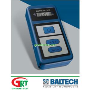 VP-3410 | Baltech | Máy đo và phân tích độ rung | Vibration analysis handheld | Baltech Vietnam
