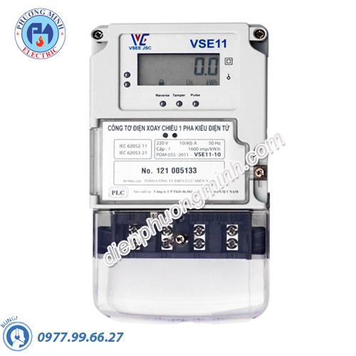 Công tơ điện tử 1 pha VINASINO - Model VSE11-20