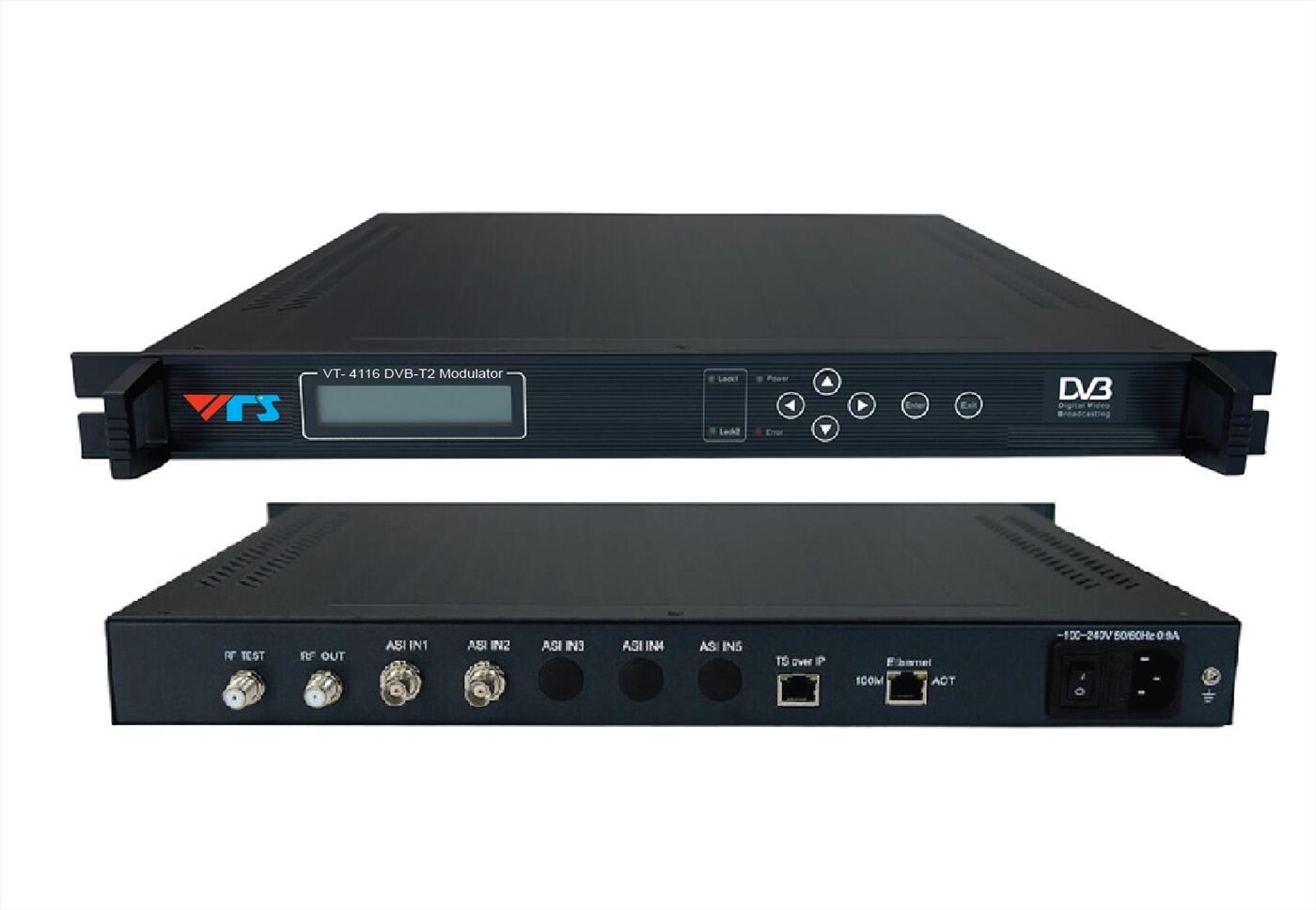 BỘ ĐIỀU CHẾ TÍN HIỆU DVB-T2 VT-4116