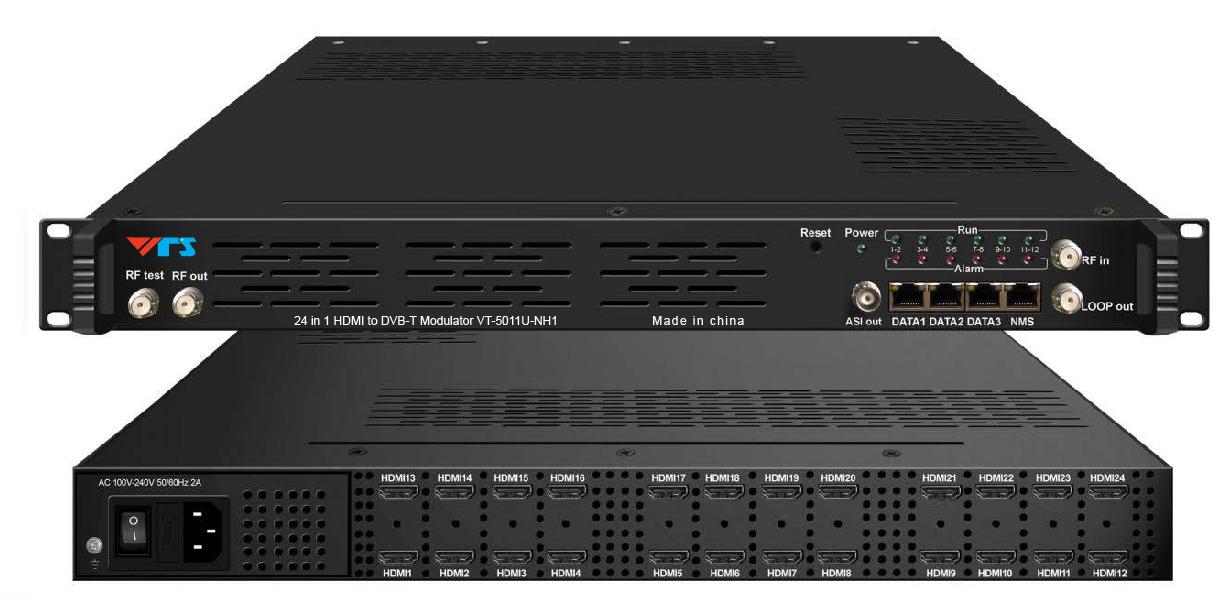 ĐIỀU CHẾ HDMI, IP SANG DVB-T VT-5011U- NH1