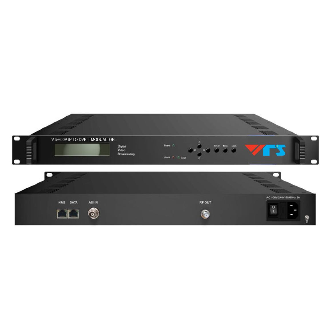 BỘ ĐIỀU CHẾ IP SANG DVB-T VT5600P