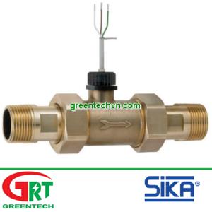 VTH 25 | Sika VTH 25 | Cảm biến lưu lượng dạng tuabin | Turbine flow sensor | Sika Vietnam