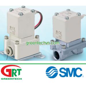 2-channel solenoid valve / pilot-operated / hot oil / oil VXZ series  SMC Pneumatic   SMC Vietnam