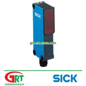 W18-3   Sick   Cảm biến quang kiểu phản xạ ngược   Sick Vietnam