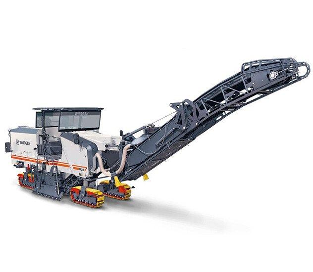 Máy cào bóc Wirtgen W215