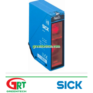 W24-2   Sick   Cảm biến quang kiểu phản xạ ngược   Sick Vietnam