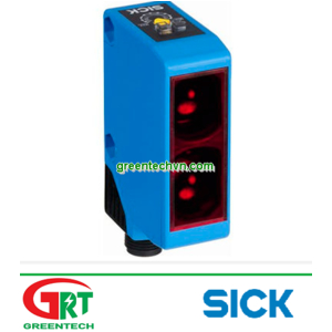 W250-2   Sick   Cảm biến quang kiểu phản xạ ngược   Sick Vietnam