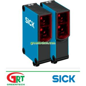 W27-3   Sick   Cảm biến quang kiểu phản xạ ngược   Sick Vietnam