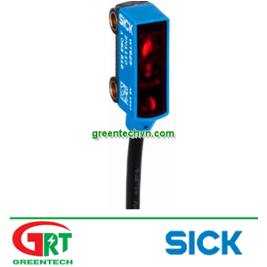 W2SG-2   Sick   Cảm biến quang kiểu phản xạ ngược   Sick Vietnam