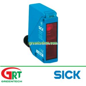 W34   Sick   Cảm biến quang kiểu phản xạ ngược   Sick Vietnam